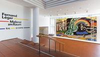Fernand Léger. Malerei im Raum, 2016