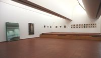 Gerhard Richter. Elbe, November u.a. 12.03.2013 - 01.09.2013